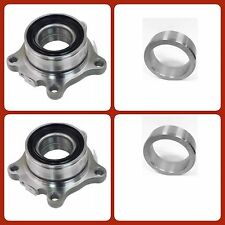 2 REAR WHEEL BEARING MODULE W/RETAINER FOR TOYOTA TUNDRA (2007-2016) NEW