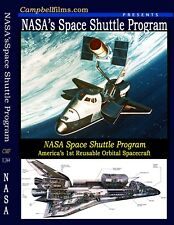 Space Shuttle Program - America's 1st Reusable Space Aircraft Free Shipping USA