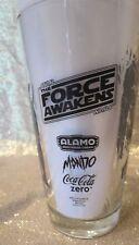"ALAMO DRAFTHOUSE ~ STAR WARS ~""THE FORCE AWAKENS"" ~ MONDO COLLECTOR'S PINT GLASS"