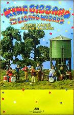 KING GIZZARD & THE LIZARD WIZARD Paper Mache Dream Balloon Ltd Ed RARE Poster!