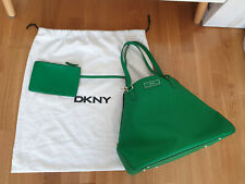 DKNY bolso de cuero señora Shopper Bolso de mano maletín de cuero bolso señora cuero genuino sch