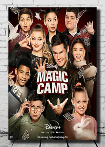24x36 14x21 Poster Magic Camp Movie 2020 Hot Gift G431