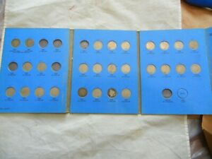 lot liberty V nickel five cent coin collection