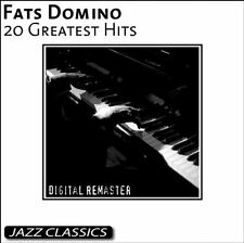 Fats Domino 20 greatest hits [CD]