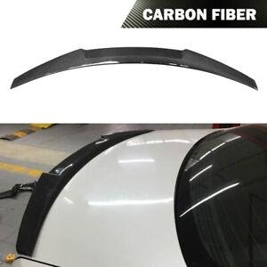 Fit For BMW E92 325i 328i 335i M3 2006-2012 Rear Boot Spoiler Wing Carbon Fiber