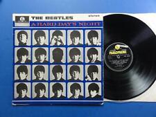 THE BEATLES  A HARD DAYS NIGHT Parl 64 -1-1 Stereo UK 1st pr LP VG+