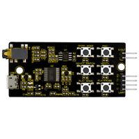 KEYESTUDIO YX5200 MP3 MINI DFPlayer Audio Module With TF Card Slot for Arduino