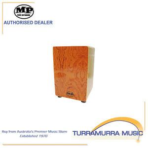 Mano Percussion Cajon MP985 Drum Wooden Rhythm Box w/ Carry Bag Rosewood Veneer