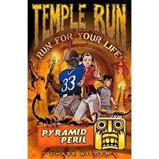 New Temple Run: Pyramid Peril (Temple Run: Run For Your Life!) [Paperback] [Nov