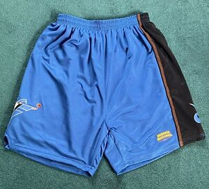 Washington Wizards Vintage Replica Game Shorts (one size fits most)
