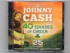 JOHNNY CASH - FORTY SHADES OF GREEN - CD
