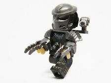 Predator Horror Film Custom Mini Figure Unbranded Fit Lego Minifigure UK Seller
