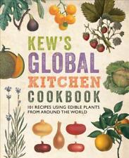 Kew's Global cucina cookbook di Carolyn Fry libro tascabile 9781842464960
