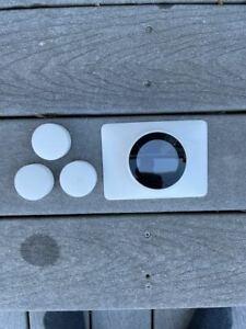 Nest T3018US 3rd Gen Programmable Thermostat - White PLUS 3 Sensors