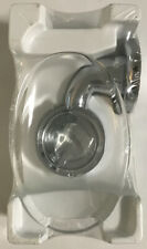 Delta Faucet 73055 Innovations Wall-Mounted Soap Dish, Chrome Damaged Box