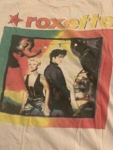 vintage Roxette T shirt