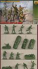 1:72 Figure 8077 WWII Soviet Fanteria Platoon Kursk 1943 - ZVEZDA