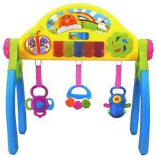 Spielcenter Spieltrainer Spielbogen Gym Trapez Spieltrapez Baby Spielzeug Sound