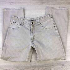 Kuhl Beige Men's Jeans Workwear Casual Hiking Pants Size 32x30 6 pocket (C15)