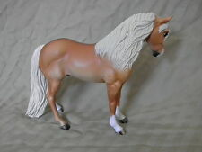 Breyer Horse Statue OOAK CM/Custom Magnum Pony Dappled Palomino