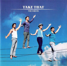 TAKE THAT THE CIRCUS CD New and sealed