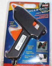 20W Electric Hot Glue Gun Hot Melt Art Craft Hobby Repair Tool with 2 Glue Stick