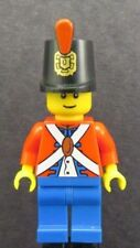 LEGO PIRATES II Imperial Soldier II Decorated Shako Blue Legs pi135 Minifig 9349