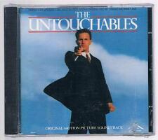 ENNIO MORRICONE THE UNTOUCHABLES  CD F.C.  SIGILLATO!!!