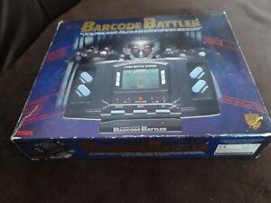 Barcode Battler  Handhelp Konsole 1991  Tomy   OVP