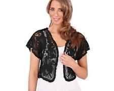 Cotton Floral Plus Size Waistcoats for Women