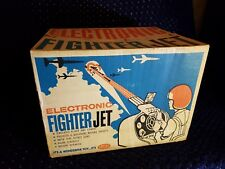 Ideal Toy - Electronic FighterJet - NIB