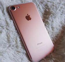 Apple iPhone 7 - 32GB - Rose Gold (Unlocked) Good Condition