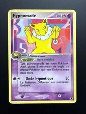 Carte Pokémon Hypnomade Rare 25/112 Ex Rouge Feu Vert Feuille
