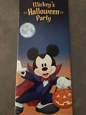 Mickey's Halloween Party Map Guide with Trick or Treat Locations! Disneyland '16