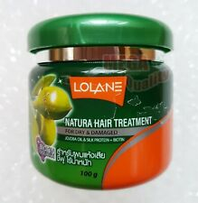 LOLANE NATURA RESTORATIVE TREATMENT FOR OVER DRY AND LOSS HAIR 100 g.