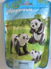 PLAYMOBIL Panda Family 6652 NEW