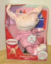 Olivia the Pig ~ Singing Bedtime Olivia ~ Sings Bedtime Song ~ BNIB NIP VHTF