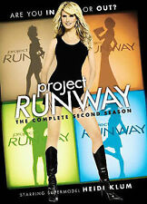 Project Runway - The Complete Second Season (DVD, 2006, 3-Disc Set)