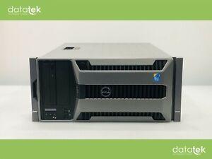 Dell PowerEdge T610 - 2 x E5620, 8GB, PERC 6/i, DVD, 8 x LFF Rack Server