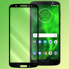 For Tracfone Motorola Moto G6 XT1925 Tempered Glass Screen Protector Guard Cover