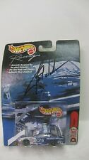 Rare Nascar Deluxe Jerry Nadeau Autographed #25 Chevy 1:64 Diecast    NEW dc1434