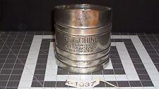 Vintage FOLEY SIFT-CHINE Triple Screen Flour Sifter Metal ((K-1037))