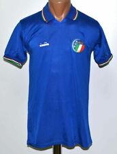 ITALY 1986/1990 HOME FOOTBALL SHIRT  JERSEY DIADORA SIZE M ADULT