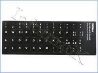 Adesivi Italiani ITA Etichette Tastiera per PC Desktop Fisso Portatile Laptop