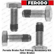 Ferodo Brake Pad Fitting, Accessory Kit (Disc Brake) - FBA541 - OE Quality