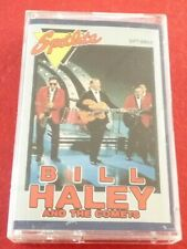 *Cassette Audio Album Bill Haley and the Comets Spotlite - Rock & Roll
