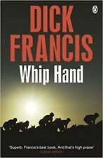 WHIP HAND BY DICK FRANCIS, PAPERBACK BOOK (A FORMAT) NEW