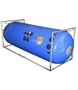 42 Inch Newtowne Mild Exclusive Heavy Duty Easily Readable Hyperbaric Chamber