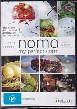 NOMA MY PERFECT STORM - THE STORY OF THE BEST RESTAURANT IN THE WORLD - DVD