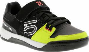 Five Ten Hellcat Clipless/Flat Pedal Shoes | Semi Solar Yellow | 7
